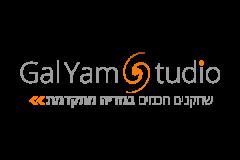 עיצוב לוגו לאתר קידום אתרים גל ים סטודיו