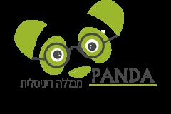 עיצוב לוגו לתחום הלימודים - מכללה דיגיטלית פנדה